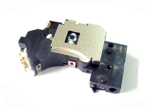 5 kit leitor óptico lente+cabo flat j playstation 2 slim ps2
