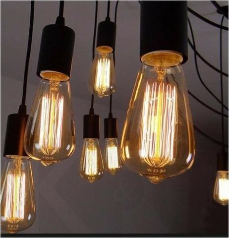 Картинки по запросу lampada filamento vintage