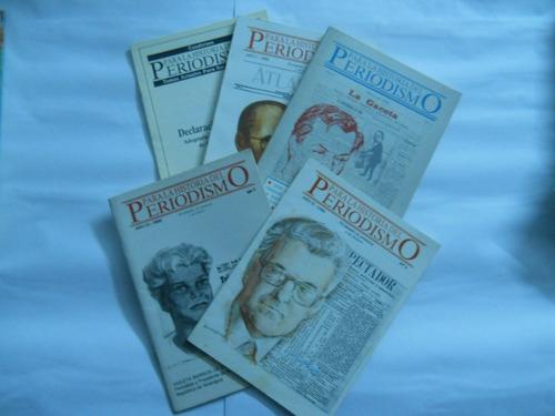 5 libros historia del periodismo