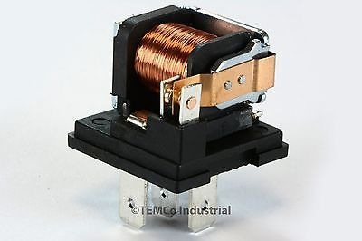 5 lote temco 12 v 30/40 amp bosch estilo s relay con zócalo