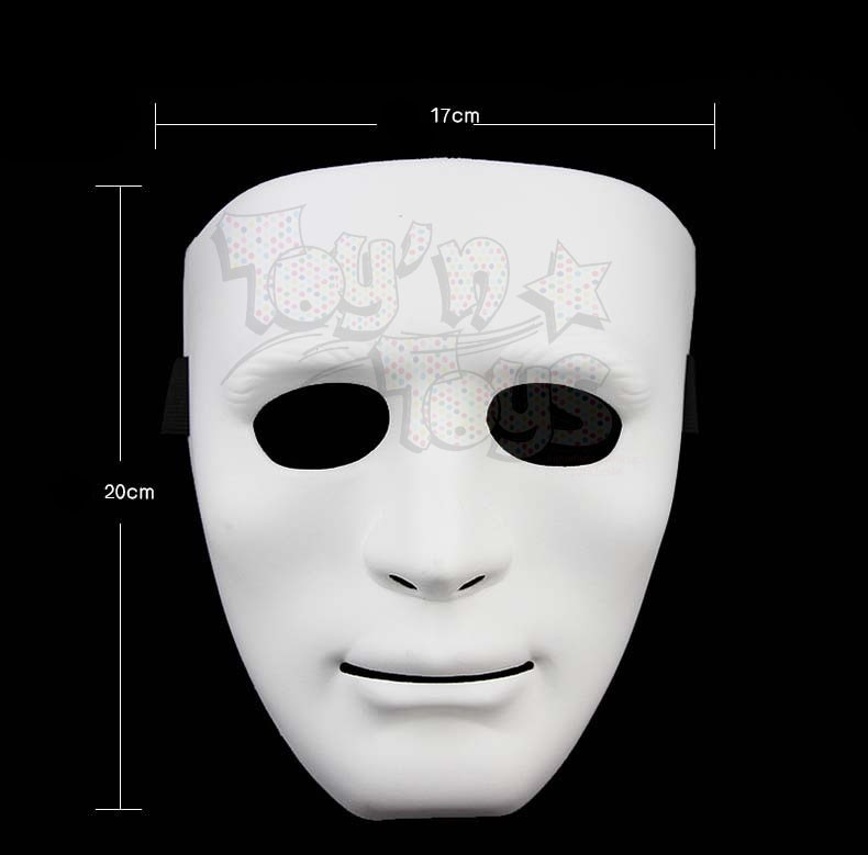 5 mascara jabbawockeez hip hop halloween terror party mask for Fotos de mascaras de terror