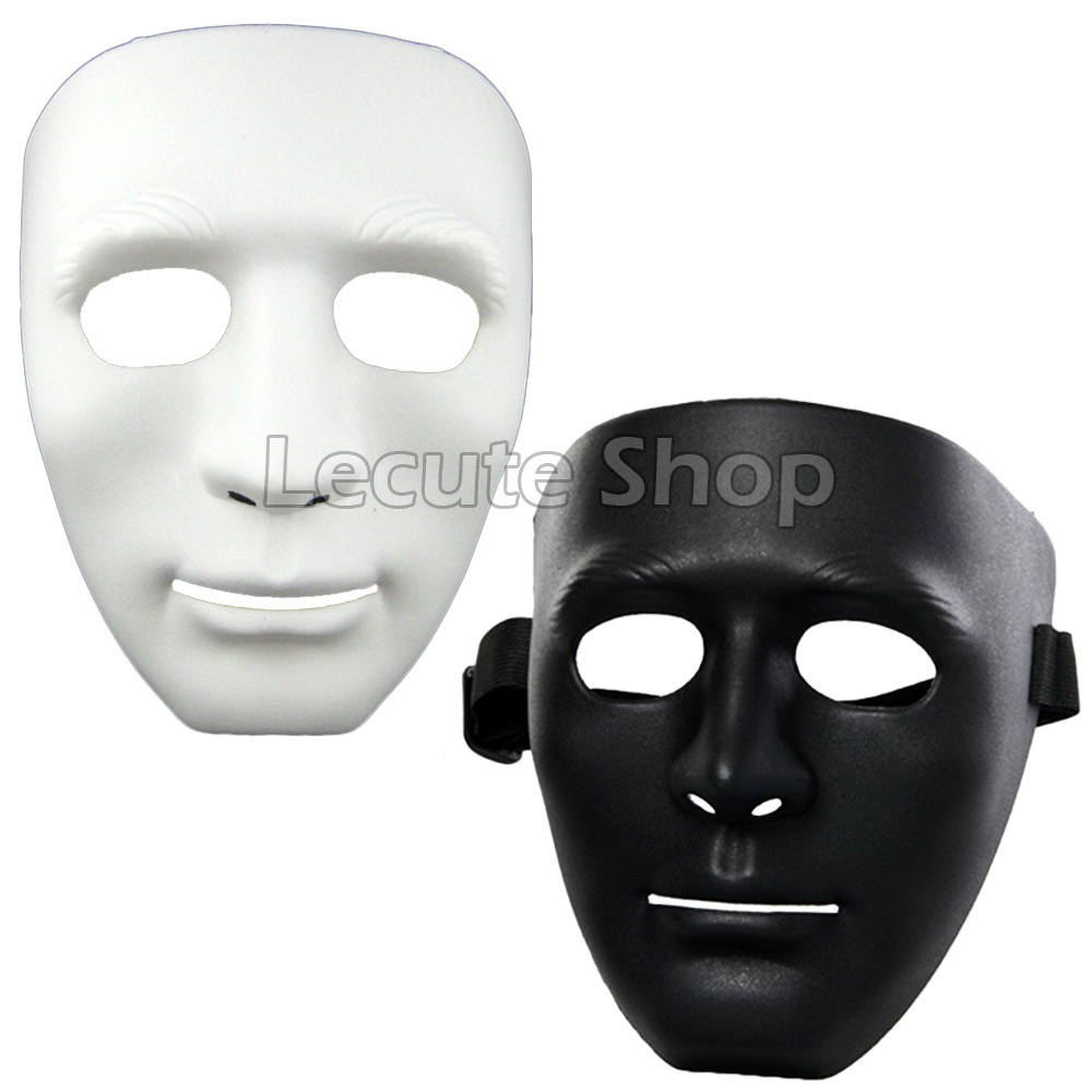 5 mascaras jabbawockeez halloween hip hop terror party for Fotos de mascaras de terror