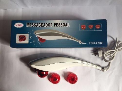 5 massageador pessoal ydh-0732a infravermelho modelo tubarão