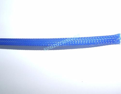 5 metros malha expansivel tech flex azul encapa até 25 mm²