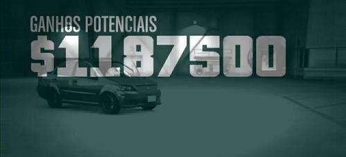 5 milhões gta 5