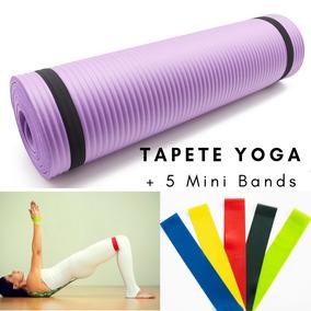 277a7ddc8 Tapete Yoga 8mm - Esportes e Fitness no Mercado Livre Brasil