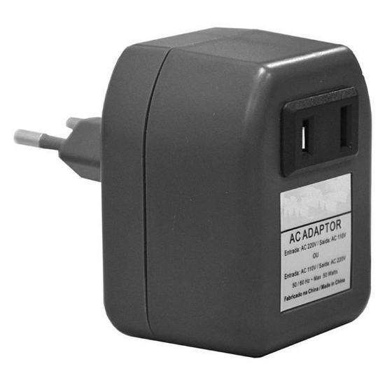 5 mini transformador conversor adaptador energia 110v 220v - Transformador 220 a 110 ...
