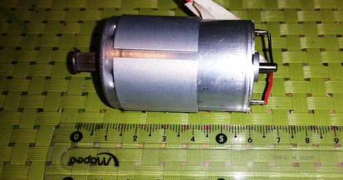 5 motores cc robot, arduino,raspberry eolica 12-45v