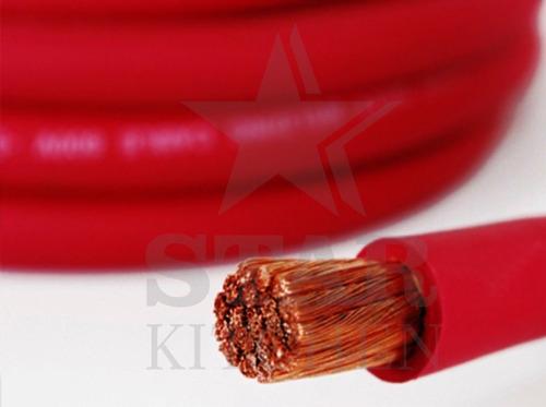 5 mts. cabo silicone alta temperatura 25mm 300º