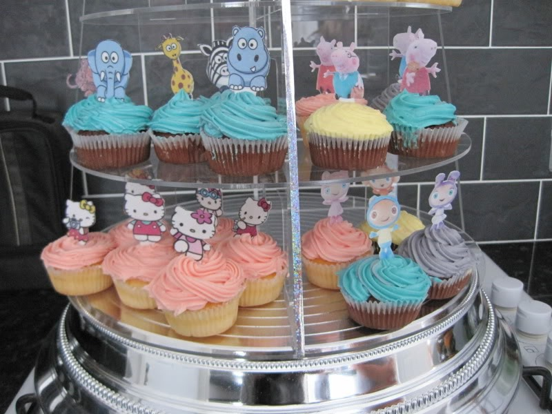 5 obleas comestibles decoracion pasteles cupcakes de arroz for Decoracion en cupcakes