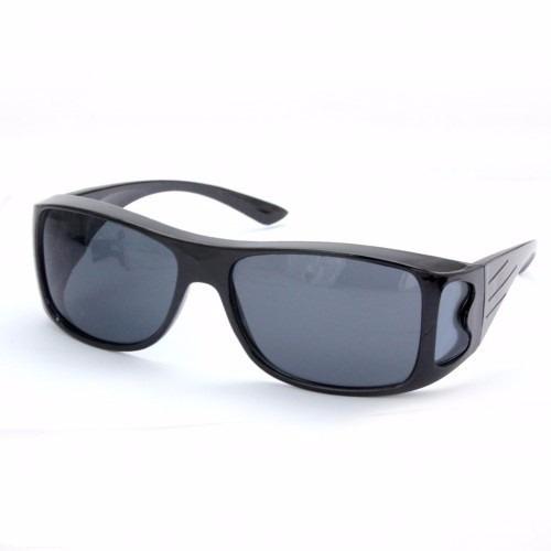 5 pack de 2 lentes de sol hd vision wrap dia y noche