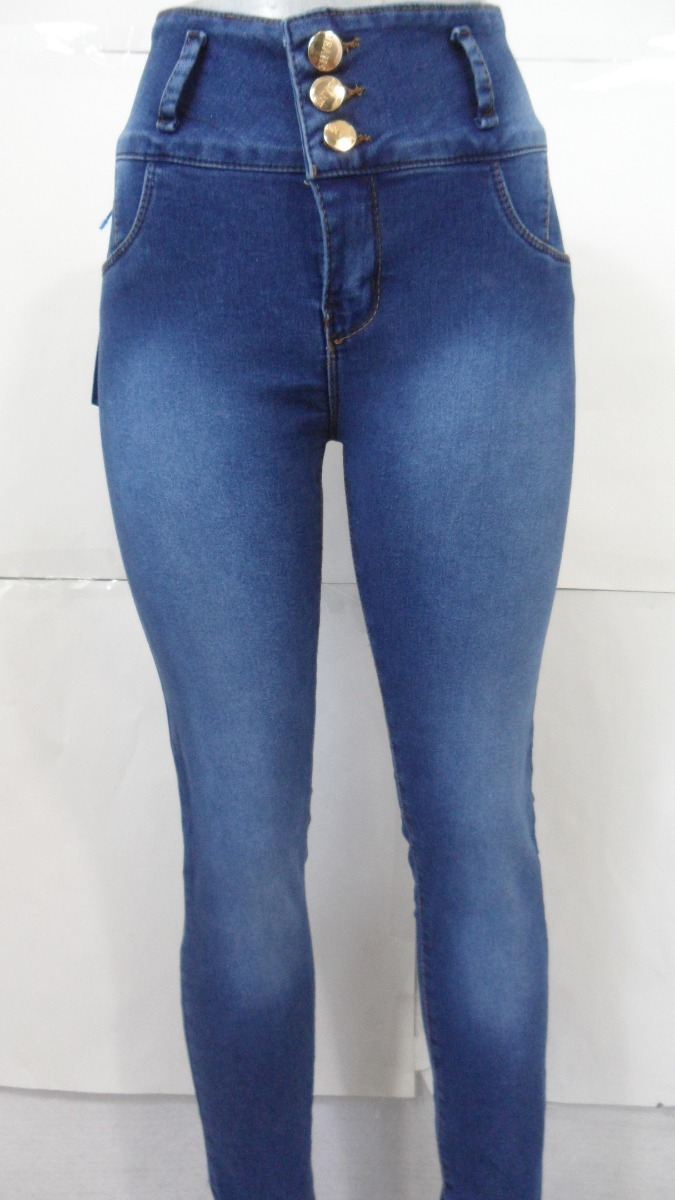 5 Pantalones De Mezclilla Para Dama Nuevo- Envió Gratis ...