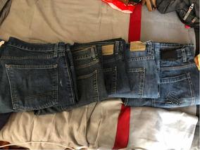 7e2946f1f2 5 Pantalones Mezclilla Sean Jon Calvin Structure Arizona  36