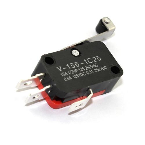 5 peças micro switch chave fim de curso