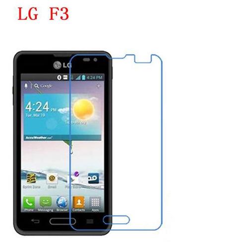 5 película plástico celular lg optimus f3 d300 p665h p720