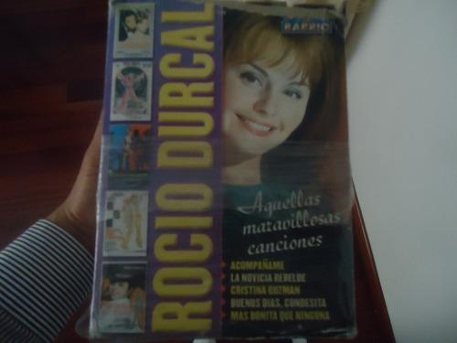 5 peliculas de rocio durcal por 100.000 pesos dvd