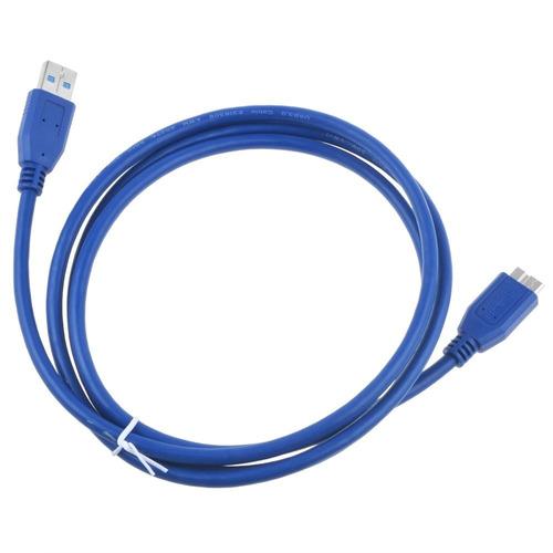 5 pies micro usb 3.0 cable de datos para disco duro externo