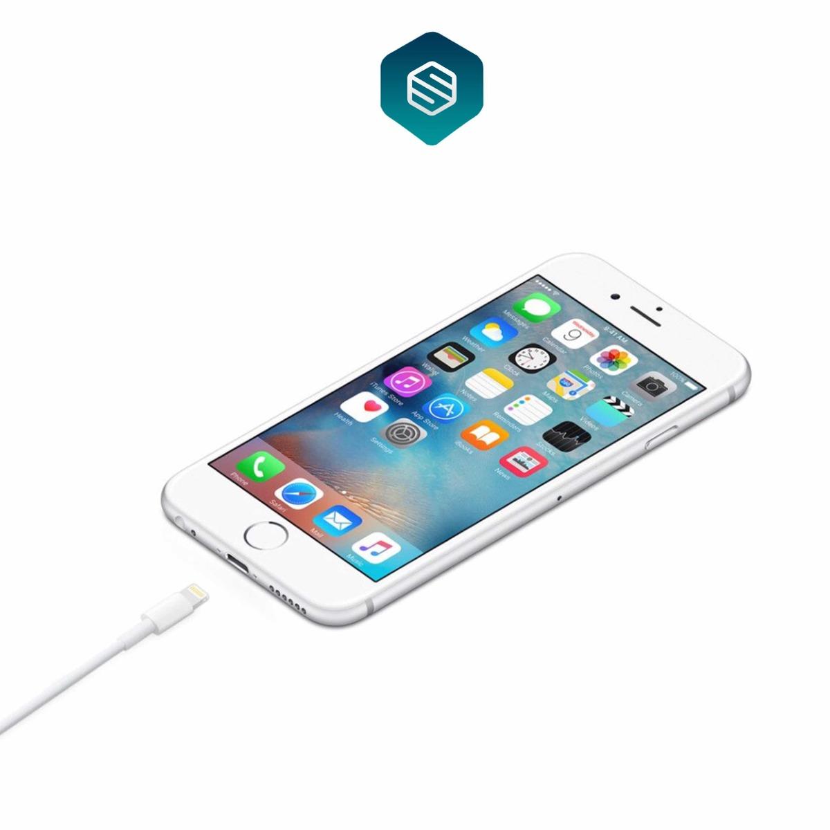 3f17740ddc9 5 piezas apple cargador para iphone 5 6 7 8 x original real. Cargando zoom.