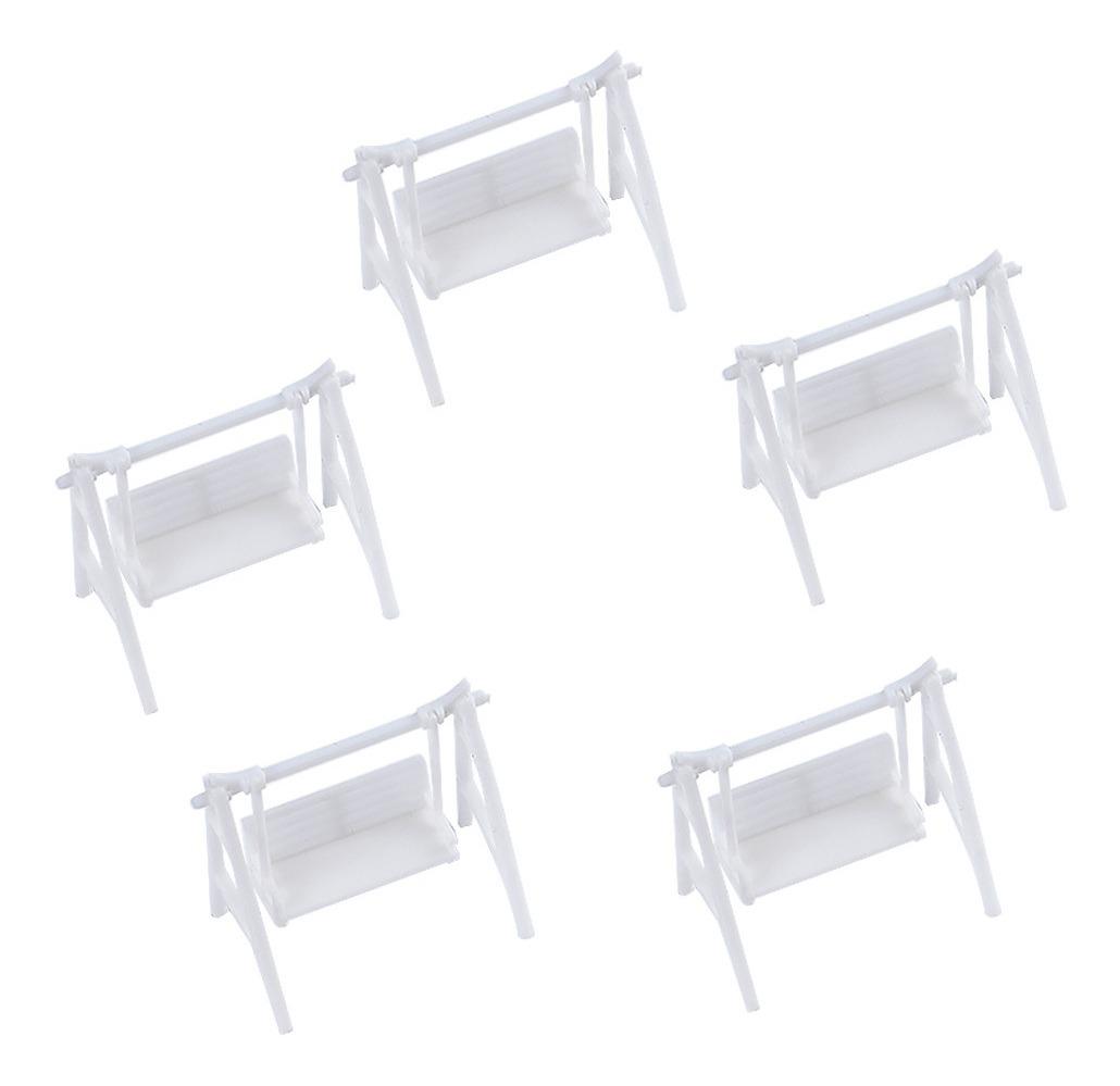 5 Piezas Diy Modelo De Mesa De Arena Material De La Casa