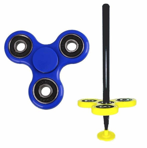 5 piezas fidget spinner función giroscopio 4 baleros