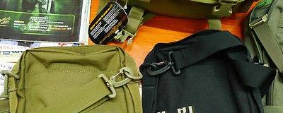 5 PCS MOLLE EDC Multi Backpack Adapter Webbing Hook Buckle Carabiner H/&P