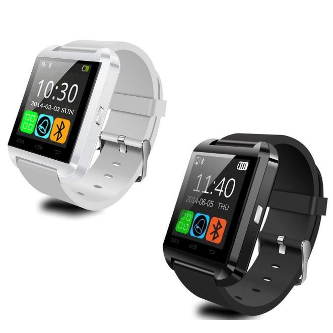 393862c5a19 5 Piezas Smartwatch U8 Smart Watch Negro Y Blanco - $ 899.00 en ...