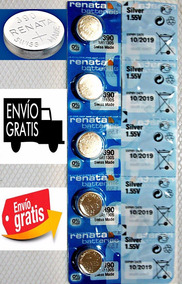 3928411e0 Pilas Para Reloj Renata 346 en Mercado Libre México