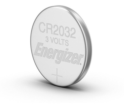 5 pilas cr2032 energizer litio 3v glucometro balanza alarmas