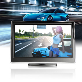 5 Polegada 800 * 480 Tft Lcd Hd Tela Monitor Para Carro Vis