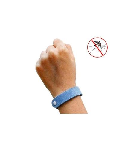 5 pulseras anti mosquitos anti zancudos bugs stop no toxico