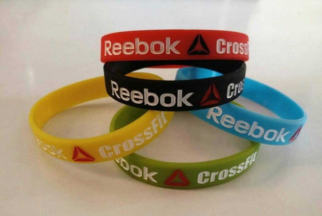 pulseras crossfit reebok