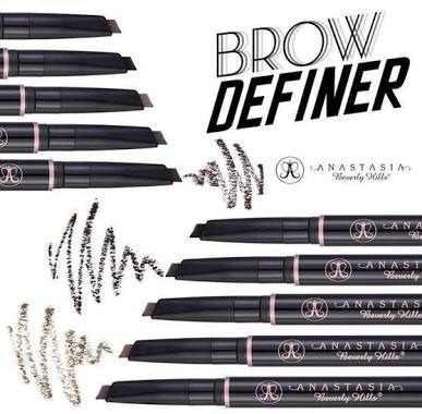 5 pzas delineador anastacia brow definer crayon envio gratis