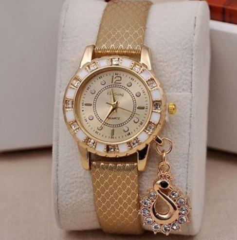 5 relógio feminino diversos modelos