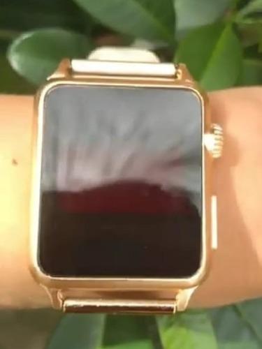 5 relógios digitais unissex 5pçs para revenda atacado barato