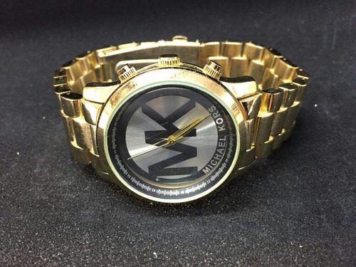 5 relojes metálico mayoreo michael kors mk ck guess gucci