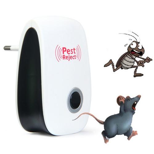 5 repelente insetos ultrasonico pest repeller  bivol
