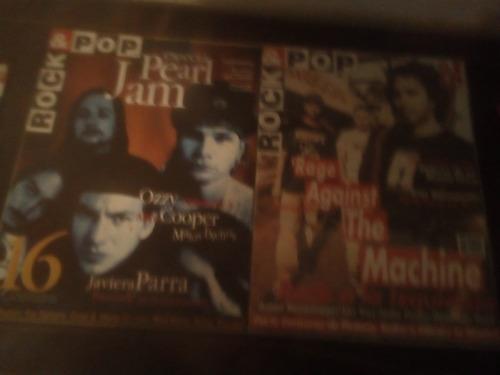 5 revista rock & pop # 2-12-13-16-24-