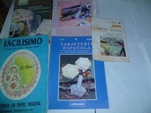 5 revistas de manualidades