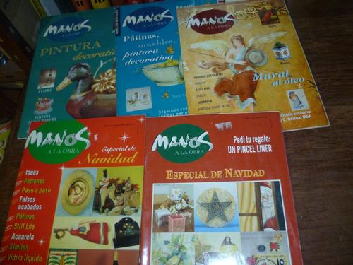 5 revistas manos a la obra
