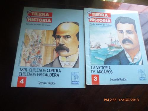 5 revistas mi tierra mi historia  editorial portada (532