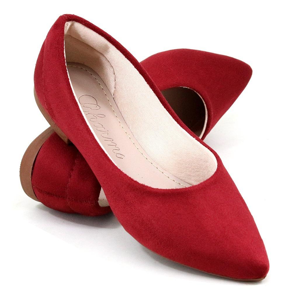 f30397f308 5 sapatilhas bico fino moda promoção barato atacado conforto. Carregando  zoom.