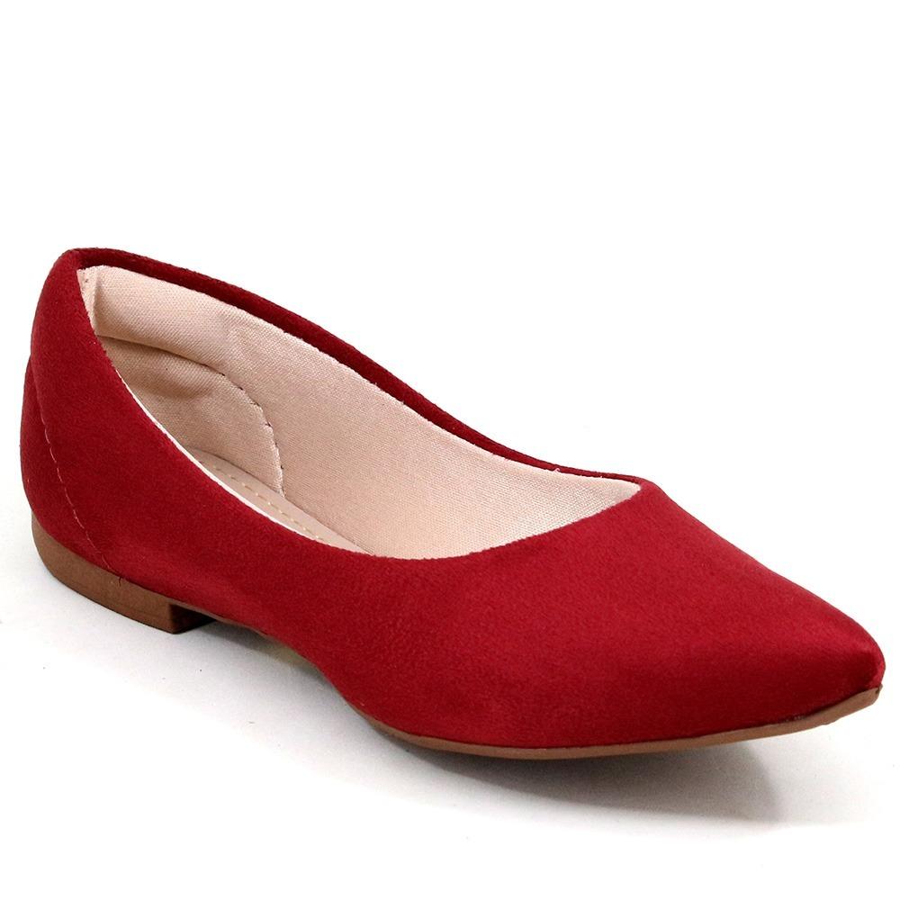 bb5da833b8 5 sapatilhas bico fino moda promoção barato atacado conforto. Carregando  zoom.