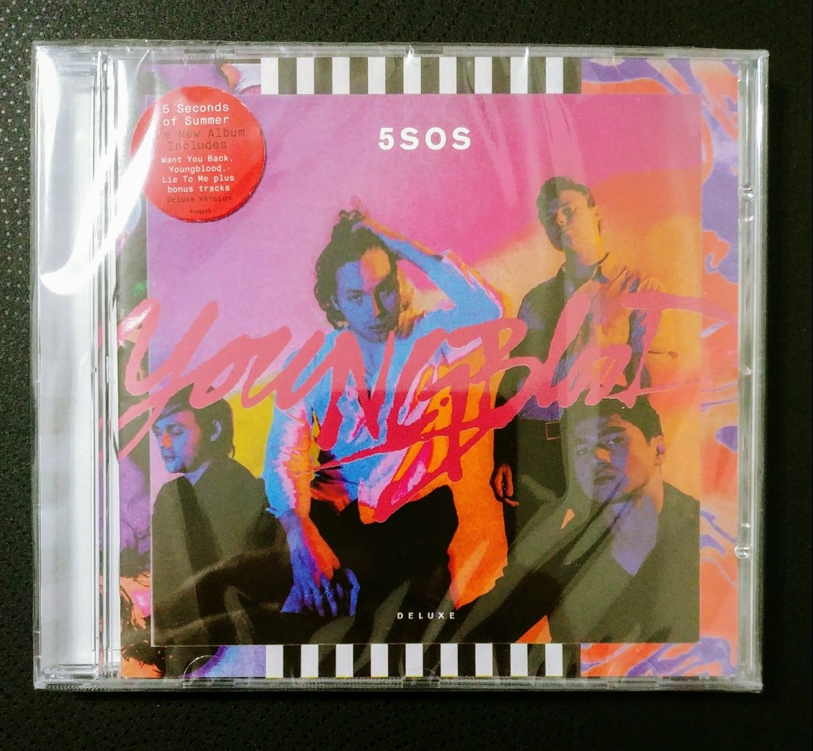 5sos youngblood album
