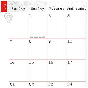 5 segundos de student planner verano, semanal / mensual,
