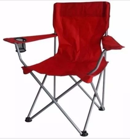 5 sillas plegables playa alberca camping pesca