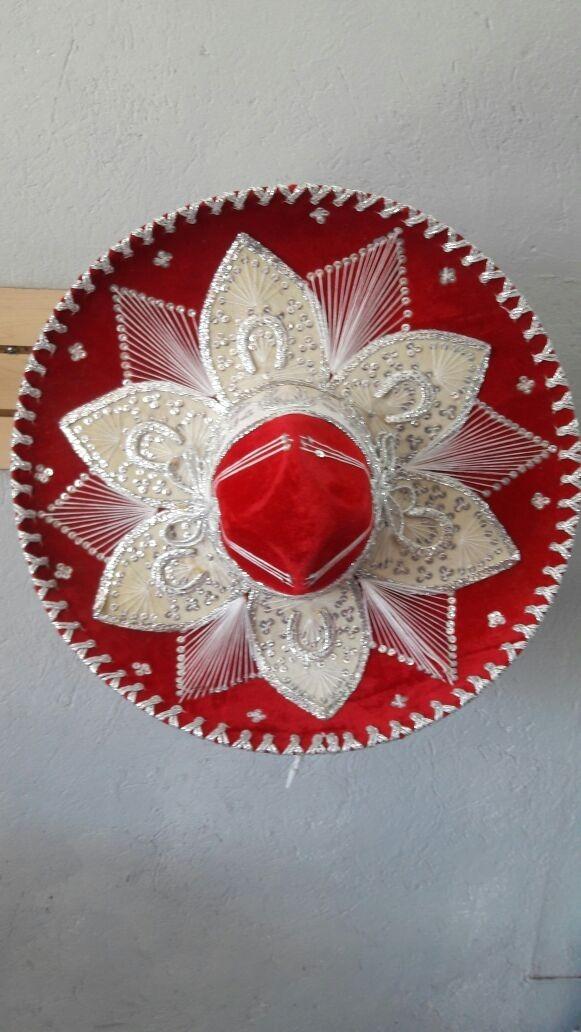 b101044cd589f 5 sombrero charro mariachi negro mexicano color adulto fino. Cargando zoom.