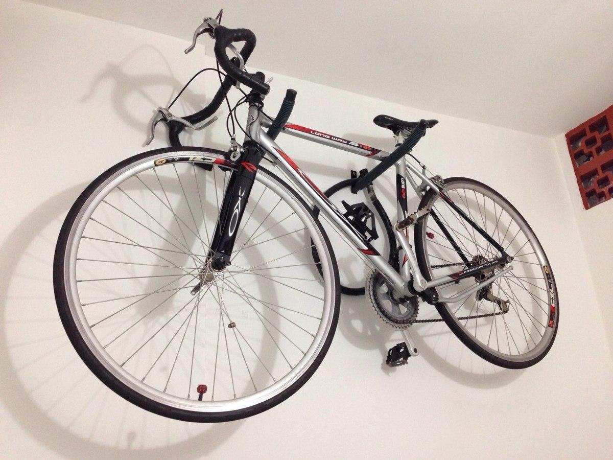acd58c8b9 5 Suportes De Parede Para Bicicleta-horizontal - R  119