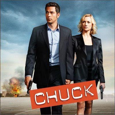 5 temporadas completas + frete grátis de chuck!!!