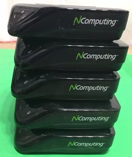5 terminales ncomputing l300