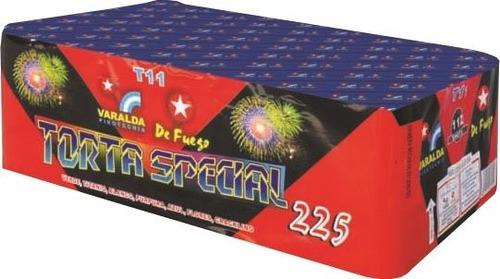 5 tortas profesionales total 712 fuegos artificiales pirotec